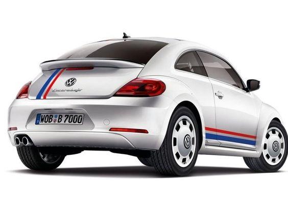 Volkswagen Beetle Edição 53 (Foto: Volkswagen)
