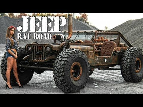 Jornal Mais Offroad 4x4 Channel Jeep Willys Brutality Rat