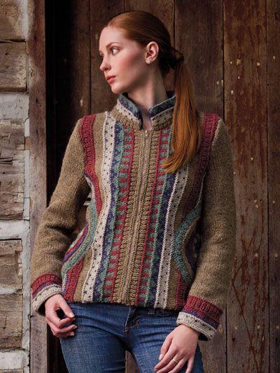 Sundance Jacket - pattern $4.99
