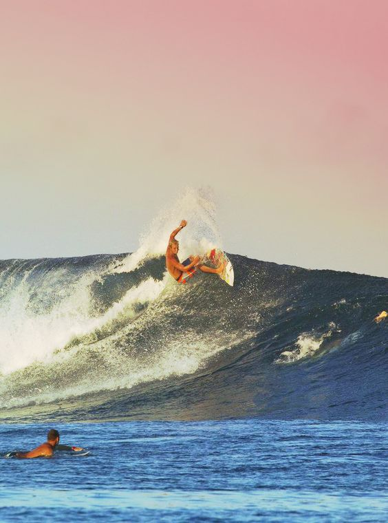 Nat Young Current ASP WCT Ranking: 9 ph Red Bull