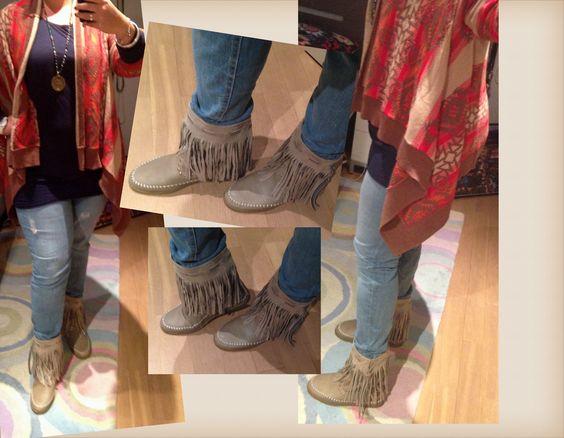 Boho Style http://www.franzisblog.de/ein-kleiner-indianer/