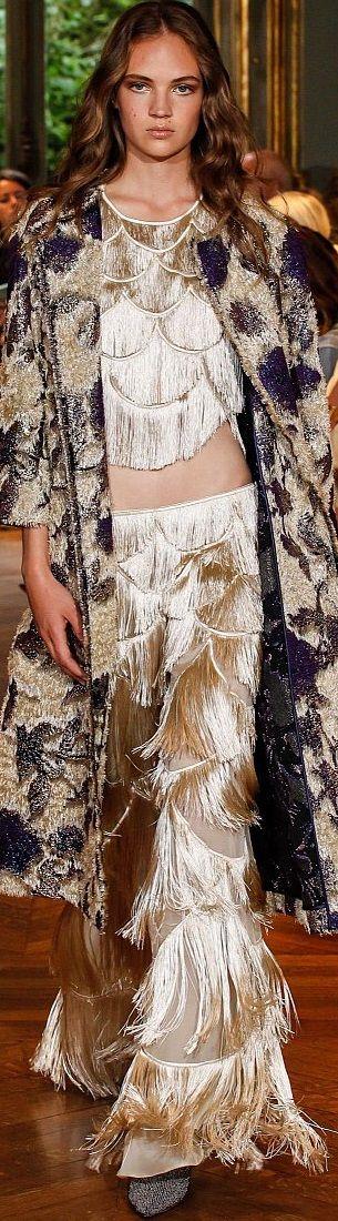 Bohemian Fashion: Fringed Detailing