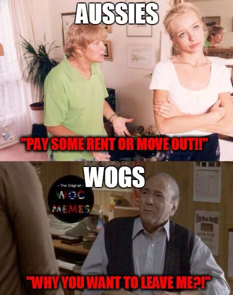 Gay wogs