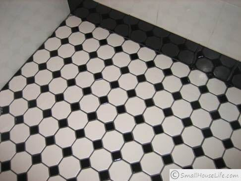 Small Black And White Bathrooms Images Of Black And White Small Bathroom Cool Ideas Wallpaper