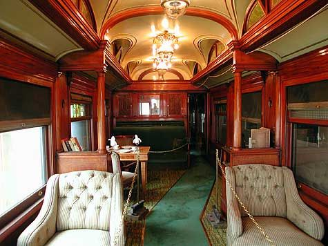 Just A Car Guy Pullman Luxury Train Vintage Train Old Trains