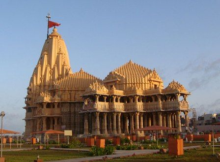 Dwarka is another place where you can witness grand celebrations.