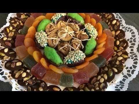 تقديم الفواكه الجافة المجففة و المكسرات بطريقة راقية و متولة Youtube Snacks Acai Bowl Breakfast