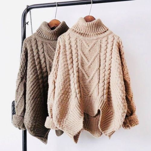 Winter cardigans and chunky knits in 2020 | Cable knit