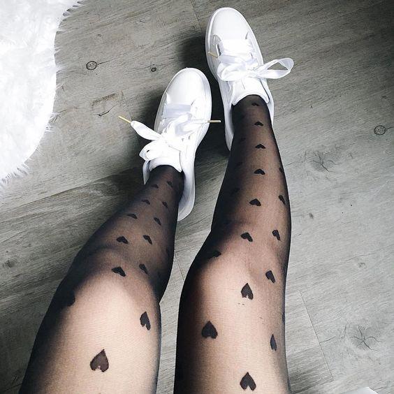 Puma Heart Daim Noir