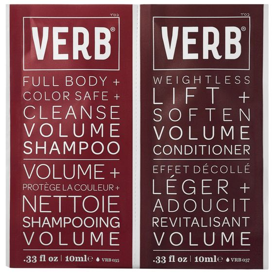 Verb Shampoo & Conditioner (sample)