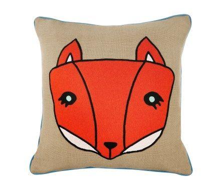 Donna Wilson lookalike Fox cushion £9 from Asda