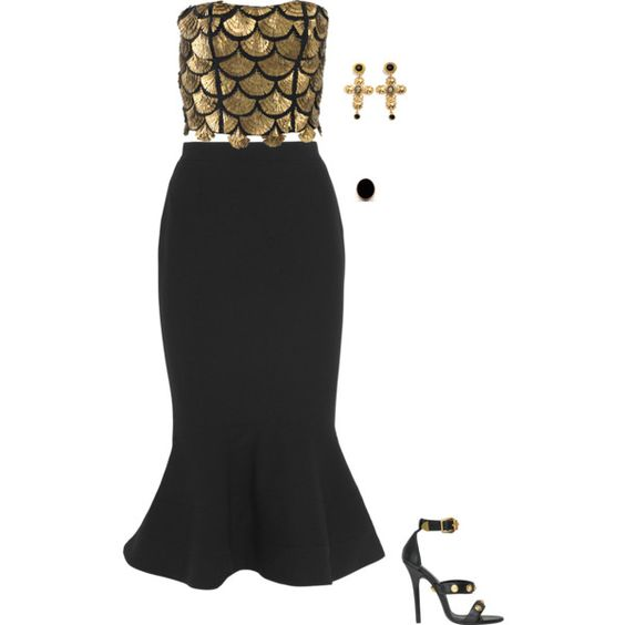 """Altuzarra, Givenchy, Versace, Dolce & Gabbana, Maison Martin Margiela"" by cherryblossom803 on Polyvore"