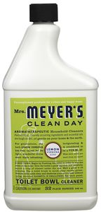 Mrs. Meyer's Clean Day Lemon Verbena Toilet Bowl Cleaner (EWG score: B)