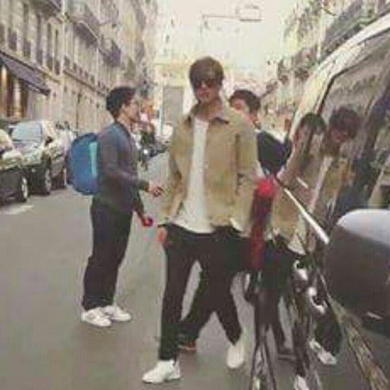 Hermoso en Paris