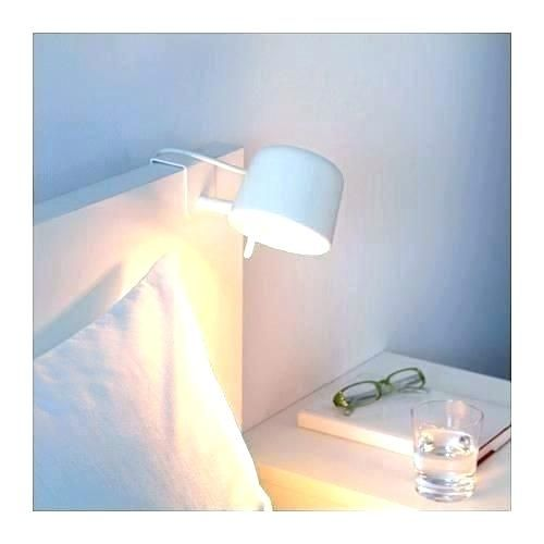 Clip On Lamps For Headboard Clip On Headboard Lamp On Headboard