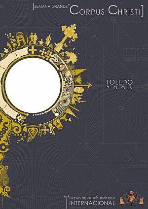 Cartel del Corpus Toledo 2006