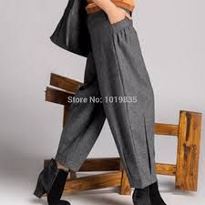 Image result for womens wool trousers