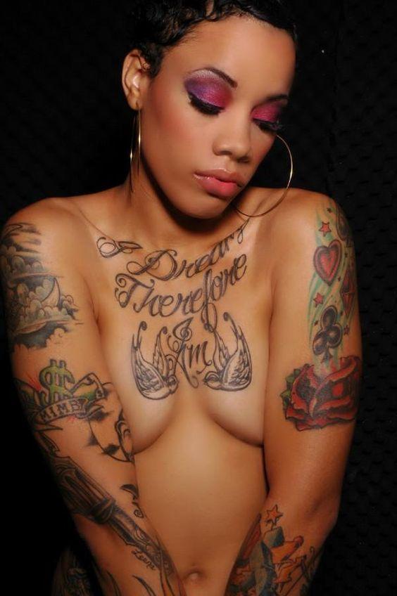Jerk off bigpussy tatoo like
