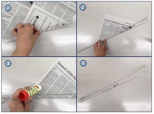 ボード Newspaper Crafts のピン