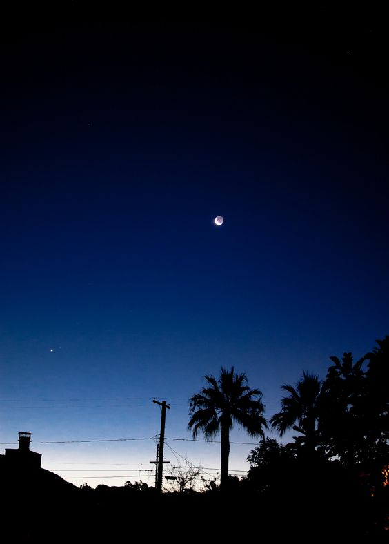 Faint Venus in Monrovia by Hugo Torres on 500px