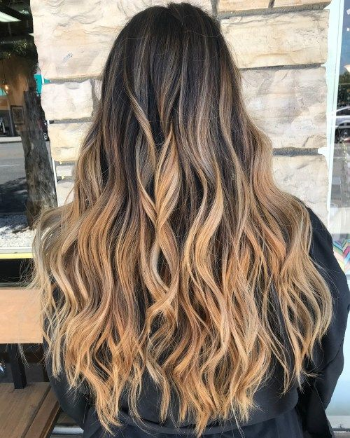 20 Honey Balayage Pictures That Really Inspire To Try Highlights Honey Balayage Honey Hair Ombre Hair Blonde