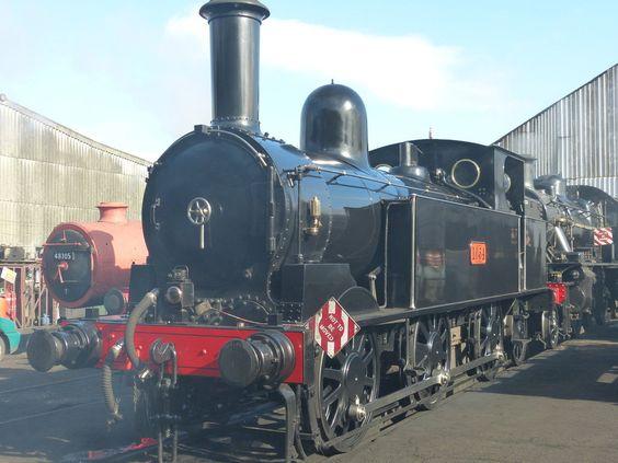 Coal Tank 1054 by alpha129