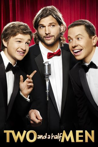 Two And A Half Men With Images Half Man Men Tv Tv Shows