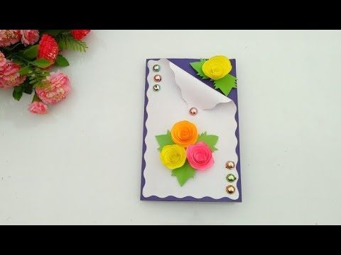 How To Make Friendship Special Card Diy Friendship Day Card Youtube Special Cards Diy Cards Cards