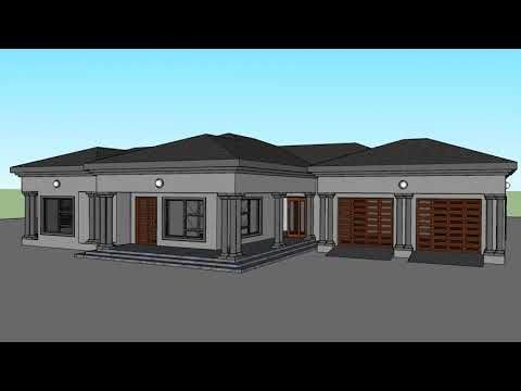 Deelee House Plans Based In South Africa Youtube House Plans South Africa Round House Plans House Plan Gallery