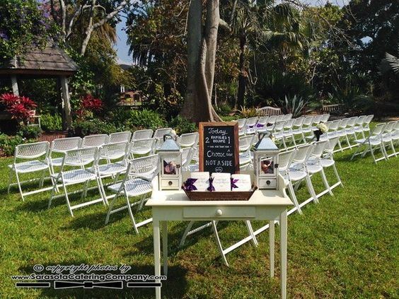 Marie Selby Botanical Gardens Wedding In Sarasota Fl By