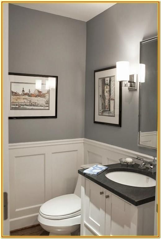 A Comprehensive Overview On Home Decoration In 2020 Bathroom Wall Colors Tiny Bathrooms Diy Bathroom Remodel
