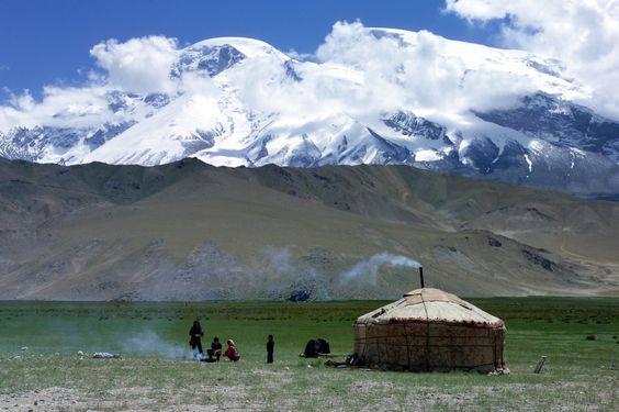 : Mongolian Nomadic, Mongolian Steppe, Beautiful Places, Mongolia Places, Yurts Cabins, Mongolian Ger, Mongolian Plains, Mongolian Yurt