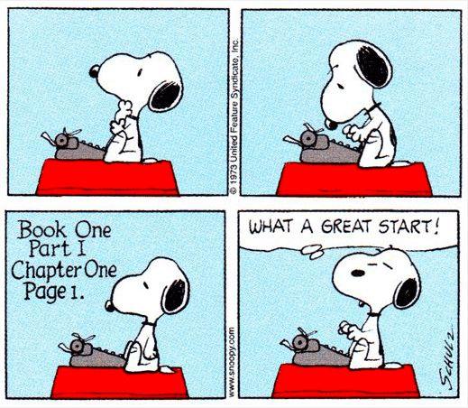SnoopyGreatStart