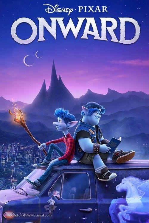 Onward (2020) movie poster in 2020 | Free movies online, Movies online,  Free movies