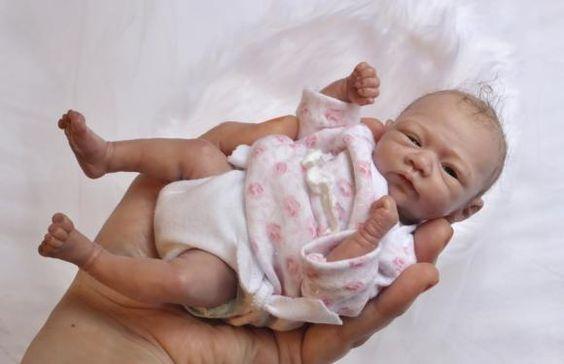 Colliii Awards 2011 OOAK номинированные куклы-кандидаты конкурса | Colliii - Doll Lovers Online #minibabies #minibaby #miniaturebaby