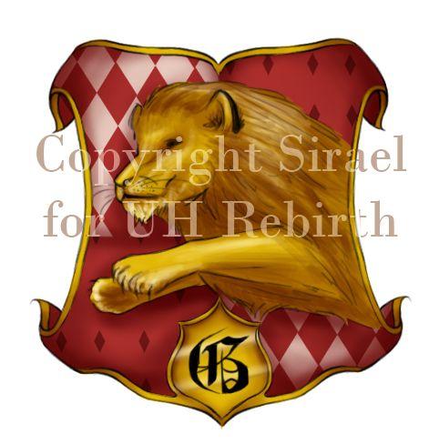 Gryffindor Crest by sirael.deviantart.com on @DeviantArt