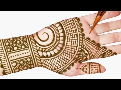 Mehndi Designs Easy And Simple Simple Mehndi Designs For Front Hands Step By Step Simple Mehndi Designs Mehndi Designs For Hands Mehndi Designs For Beginners,Dubai Design District
