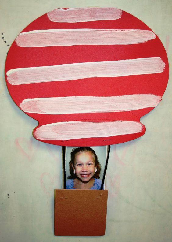 dr. seuss: Seuss Activities, Cute Ideas, Places You Ll, Dr Suess, Dr. Seuss, Hot Air Balloons, Dr Seuss