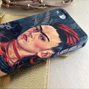 Self Portrait Frida Kahlo iPhone 4/4S Case