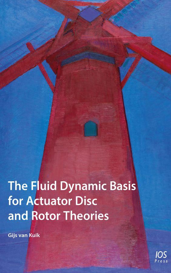 Resultado de imagen de The Fluid Dynamic Basis for Actuator Disc and Rotor Theories