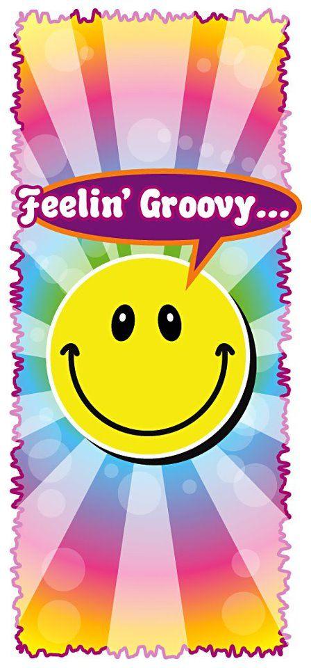 Feeling Groovy: