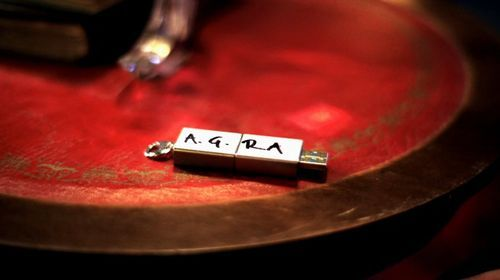 The A.G.R.A. Problem: What Was On The Bloody Flash Drive?