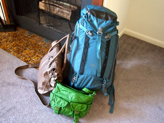 What's in My Backpack: Iceland