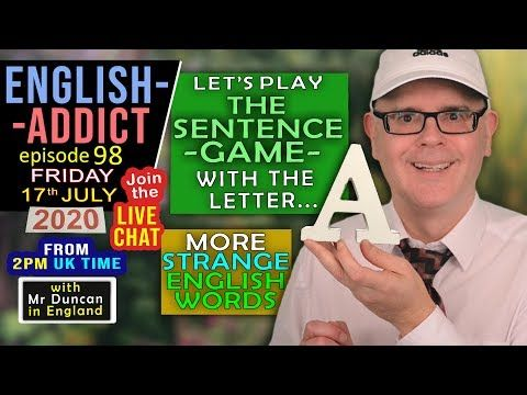 Speak English With Mr Duncan