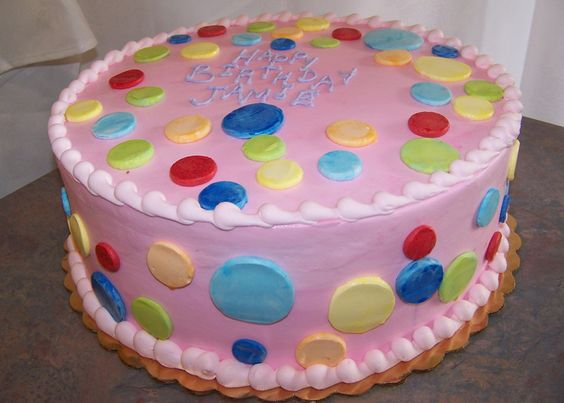 Poka-dot cake from http://www.thecasualgourmet.com/wedding-cakes/special-occasion-cake
