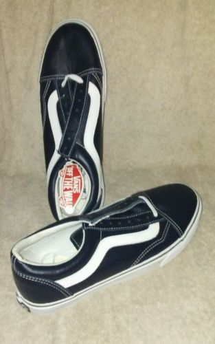 vans old skool BLACK LEATHER skate shoes https://t.co/y6WagZC4sH https://t.co/3WOTHpnAcz