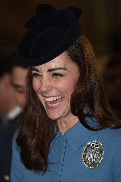 Kate Middleton Photos - Duchess of Cambridge Marks 75th Anniversary of RAF Air Cadets - Zimbio: