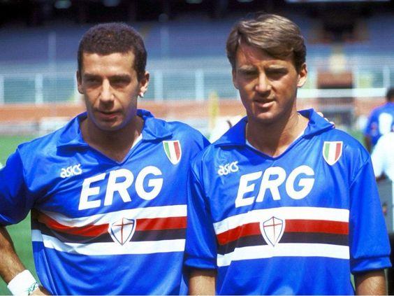 Vialli & Mancini - Sampdoria