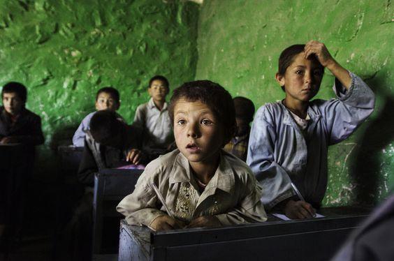 Afghanistan - Steve McCurry