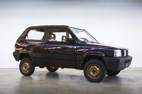 Panderis Is A Classic Panda Turned Electric Fiat Panda Fiat Panda